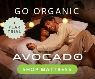 Avocado's mission is to be one of the world's most sustainable brands – their green mattresses and bedding are certified organic and non-toxic.