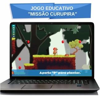Jogo Missão Curupira