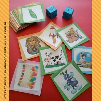 Kit de Intervenção para Dislexia (12 jogos)