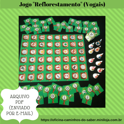 Jogo Reflorestamento (Arquivo Digital)