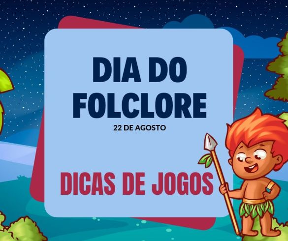 jogos e atividades sobre folclore