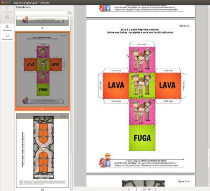 amostra arquivo pdf