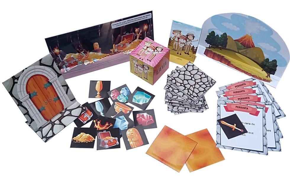peças do jogo a fortaleza proibida