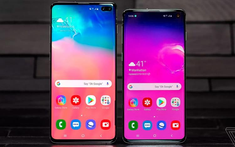 Active Iphone X Wallpaper Samsung Anuncia Galaxy S10 E S10 Plus A Partir De 899