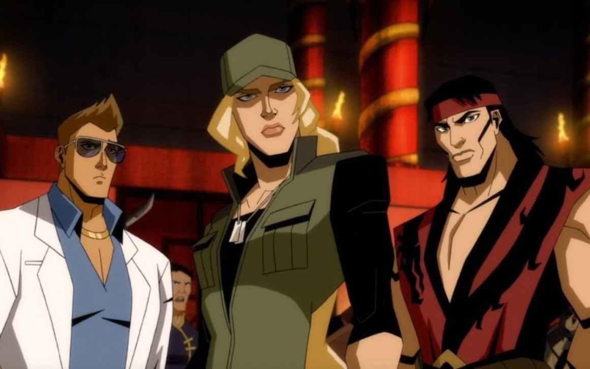 Confira o novo trailer, sem censura, da animação Mortal Kombat ...