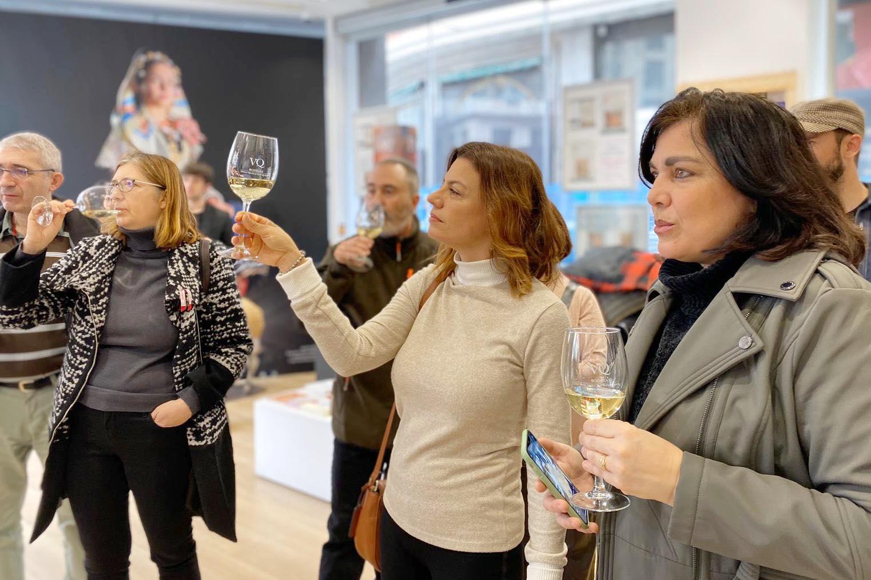 Degustación de vino de Castilla-La Mancha