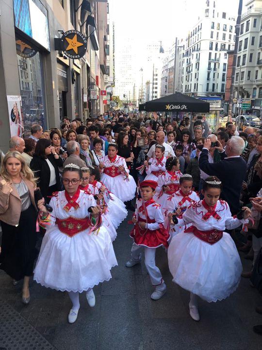Presentacion Danzantas Villanueva de Alcardete