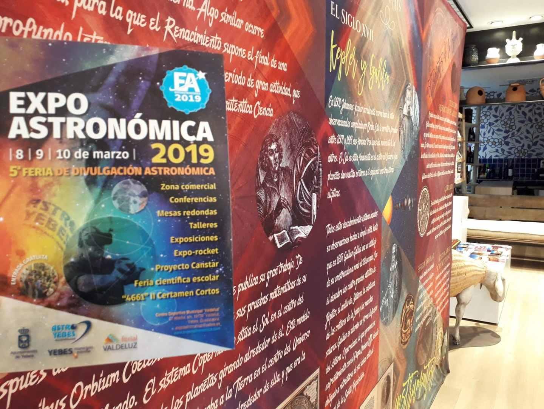 Expo Axtronómica 2019