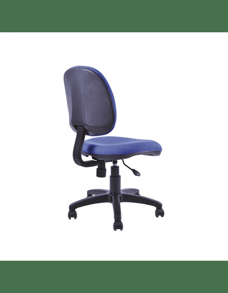 Silla secretarial sin brazos express modelo BM 641