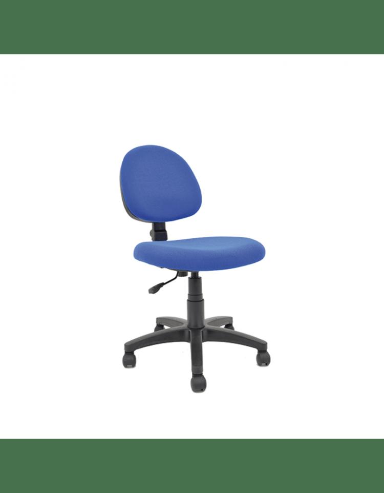 Silla secretarial sin brazos modelo BM 306  Ofimundo Plus
