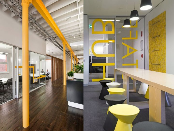 5 ideas para decorar paredes de oficina