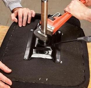 Reparar Silla Oficina Hidraulica