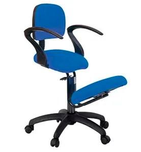 Cmo elegir una silla ergonomica sin respaldo Ofisillases