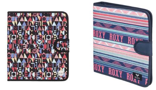 Carpetas escolares Roxy