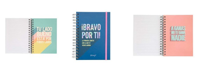 Libreta Mr Wonderful