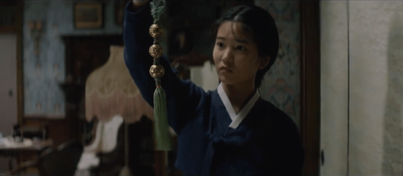 of leather and lace blog olympia le tan bondage clutch lady hideko the handmaiden park chan wook