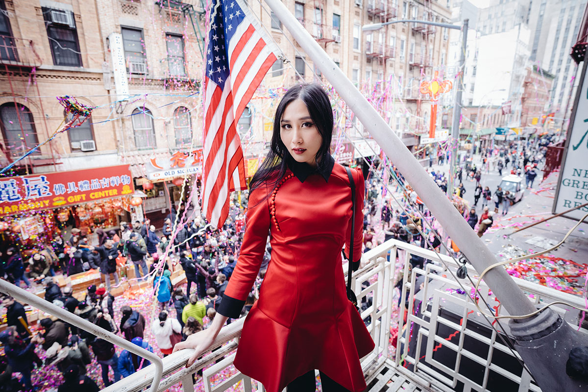 Why Chinese People Wear Red During Chinese New Year | Of Leather and ...