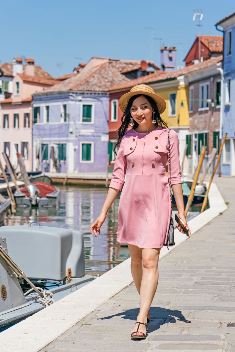 Tina Travels Burano Travel Guide The Most Colorful
