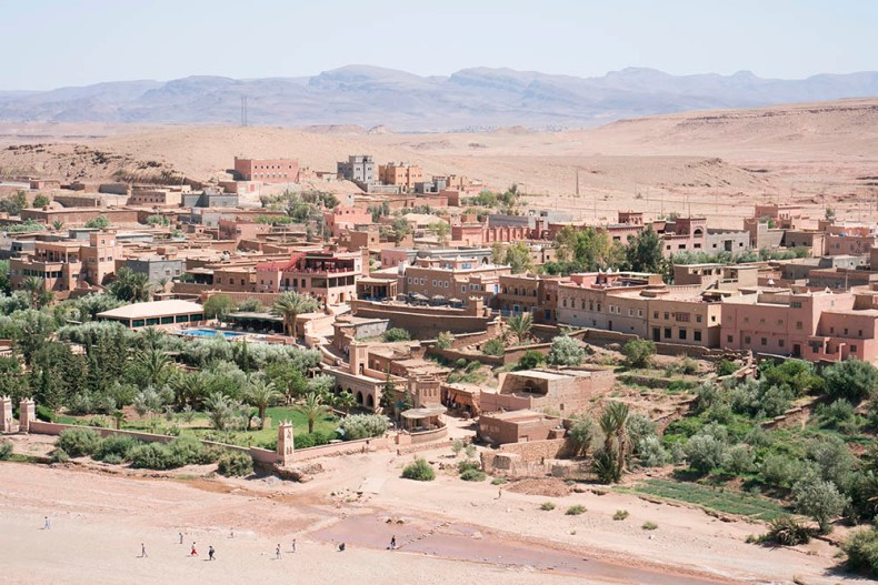 =Ait Benhaddou, Set of Yunkai, Game of Thrones | Of Leather and Lace