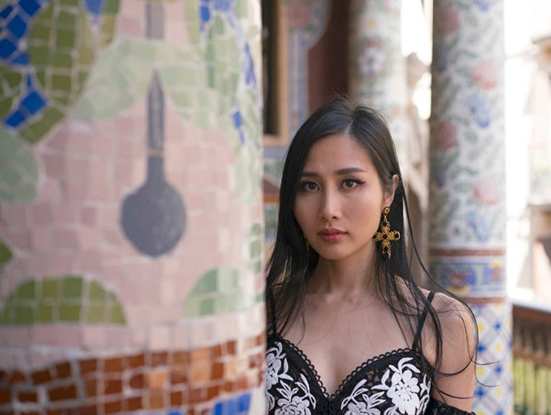 Fashion Blogger Tina Lee | Of Leather and Lace