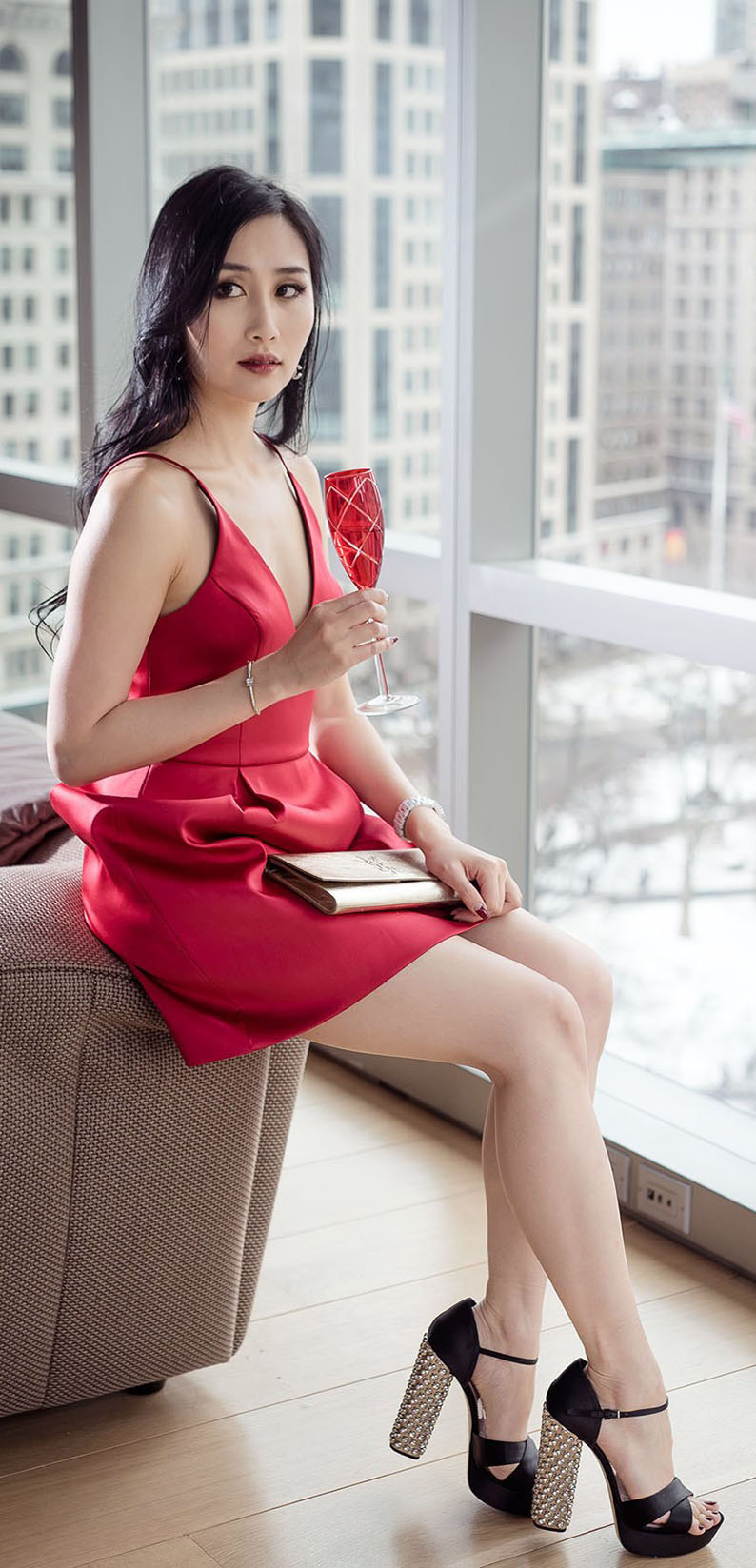 The Red Dress Effect - Why I Wear Red