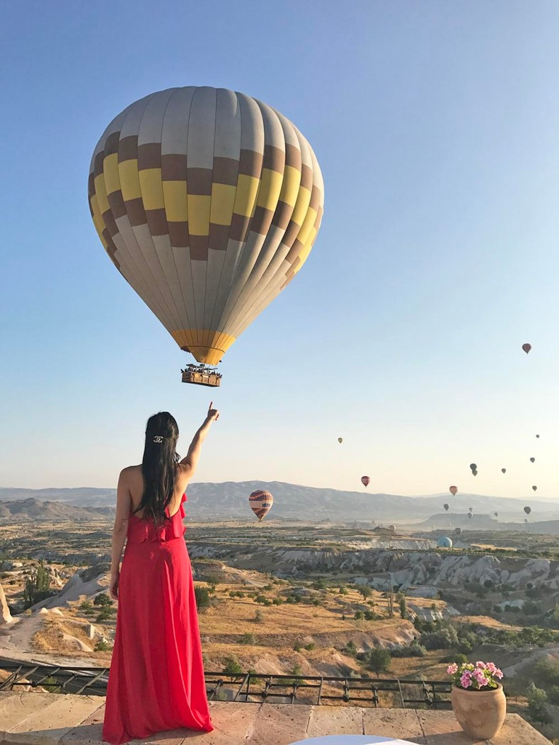 Tina Travels: Where To Stay in Cappadocia, Turkey - Museum Hotel and Hot Air Balloons | Of Leather and Lace