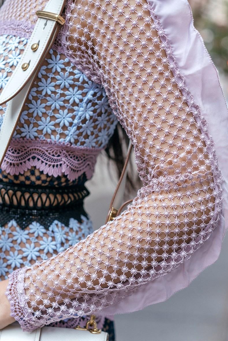 What to Wear to a Fall Wedding | Ofleatherandlace.com