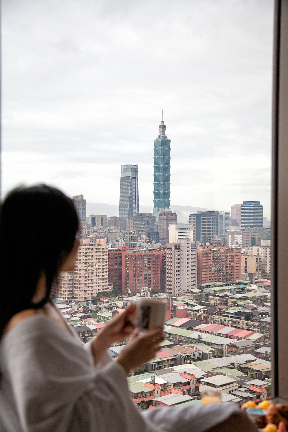 ... Amba Songshan - Hip Hotel With The Best Views in Taipei Taiwan | Of  Leather and ...