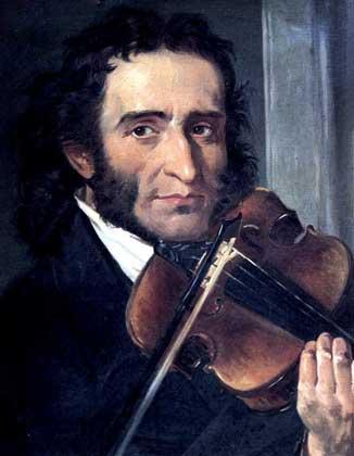 Paganini và cây vĩ cầm