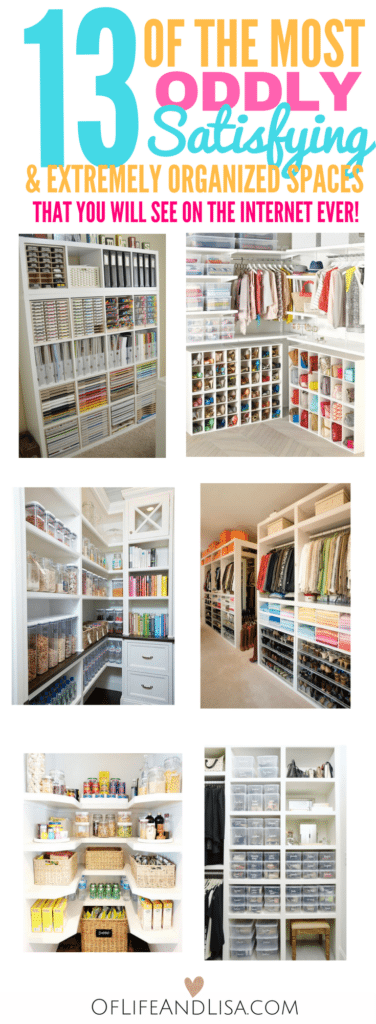 These spaces are mesmerizingly organized and neat. This is a post made for all neat freaks and home organization lovers.
