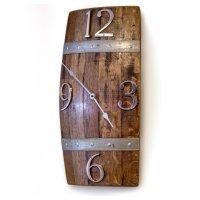 Barrel Stave Wall Clock - O'Floinn Decor