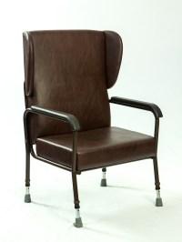 Bariatric Wing Back Orthopedic Chair - O`Flynn Medical
