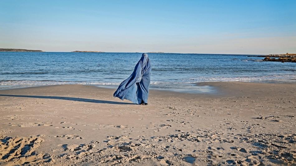 My Motherland.Beach. Hangama Amiri