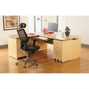 "Alera Sedina Series 'L-Desk"" Configuration"