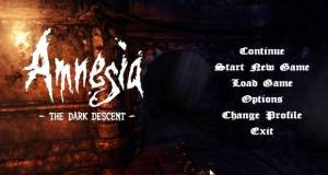 Amnesia The Dark Descent Free Download