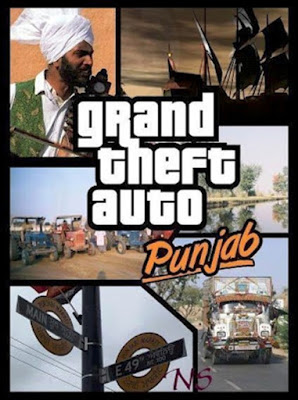 Grand Theft Auto GTA Punjab City Free Download
