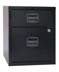 Bisley A4 2 Drawer Home Filer - OFPDirect
