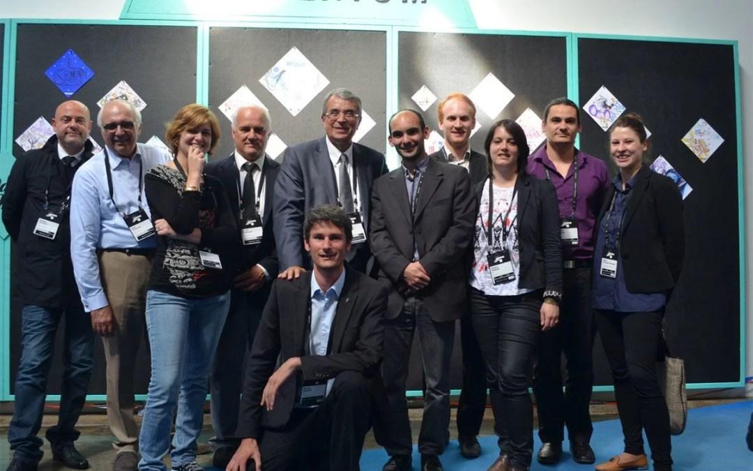 C2-MTL 2014 : la Région Rhône-Alpes et l'OFQJ soutiennent 8 jeunes entrepreneurs français