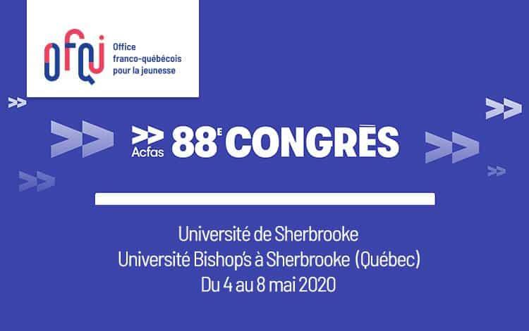 Congrès de l'Acfas 2020