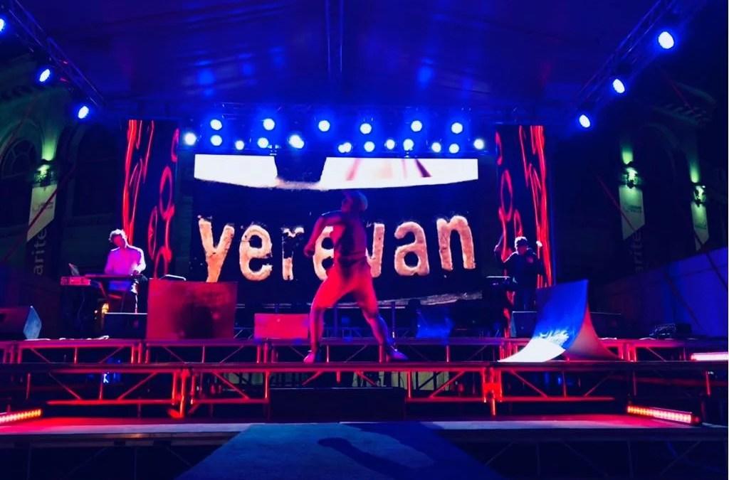 72h de la création 2018 - Sommet international de la francophonie d'Erevan