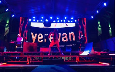 Les 72h de la création en marge du Sommet de la francophonie à Erevan