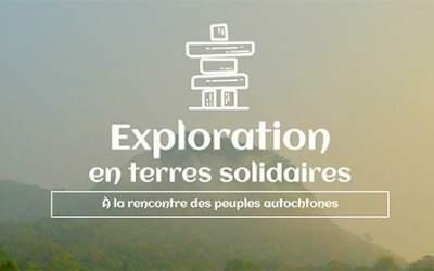 Défi devenez Explorateur Solidaire 2019 avec Village Monde et l'OFQJ
