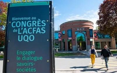 Une vingtaine de jeunes chercheurs et muriautins participent au 87e Congrès de l'ACFAS