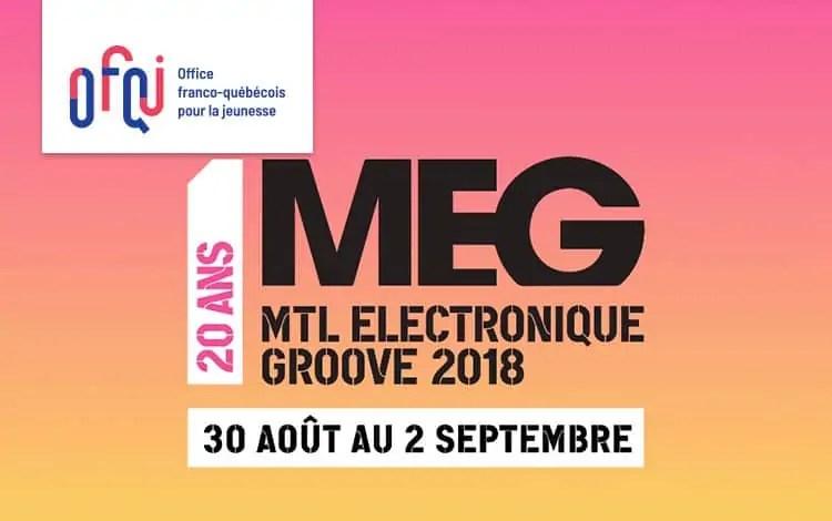 Rencontres professionnelles de l'industrie musicale – MEG Festival 2019