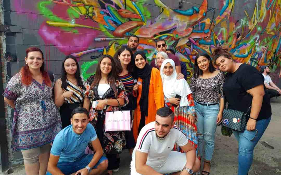 L'OFQJ soutien 15 jeunes suivis par l'association ACLEFEU de Clichy-sous-bois