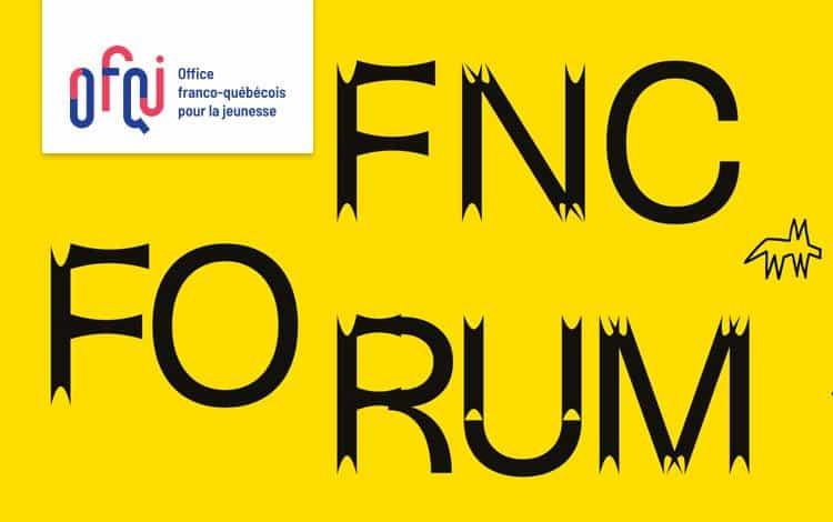 Rencontres professionnelles Festival du Nouveau Cinéma 2019