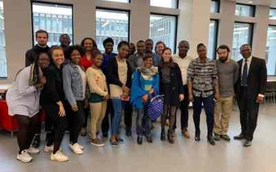 L'Afrique de Paris à Québec : L'OFQJ accompagne 9 participants à l'École d'été du GIERSA 2019 au Québec