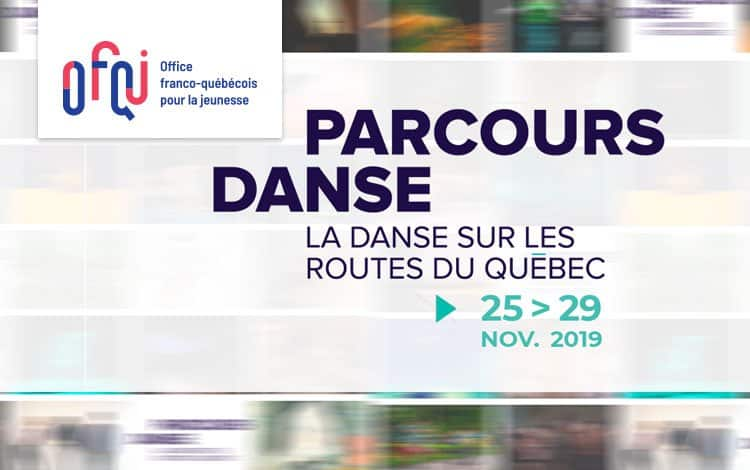 Parcours Danse Montréal 2019