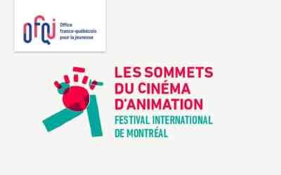 Sommets du cinéma d'animation Montréal 2019