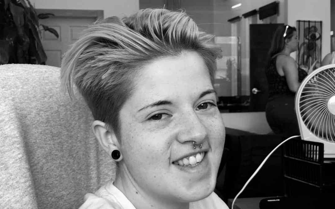 Portrait – Amandine P-G. : changer de vie en s'engageant